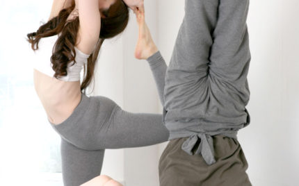 大滝直司:腰痛・初心者 肩こり・ダイエット・体験・初心者ヨガ体験