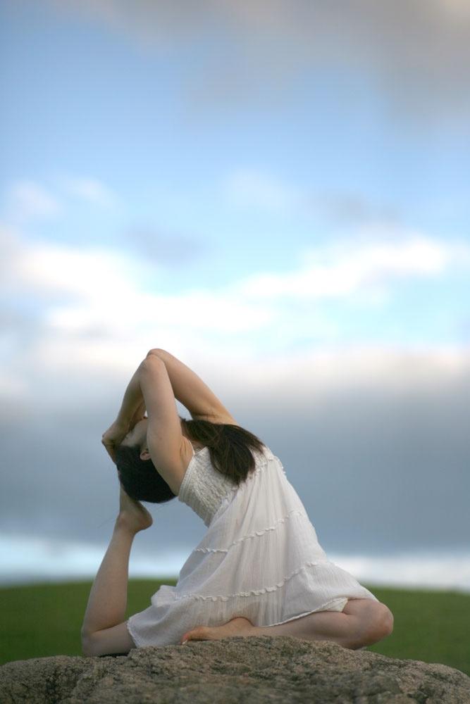 美容と健康ヨガ教室スタジオ広島:初心者:肩こり