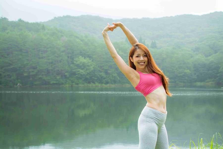 美容と健康ヨガ教室スタジオ広島【インストラクター】大滝さやか